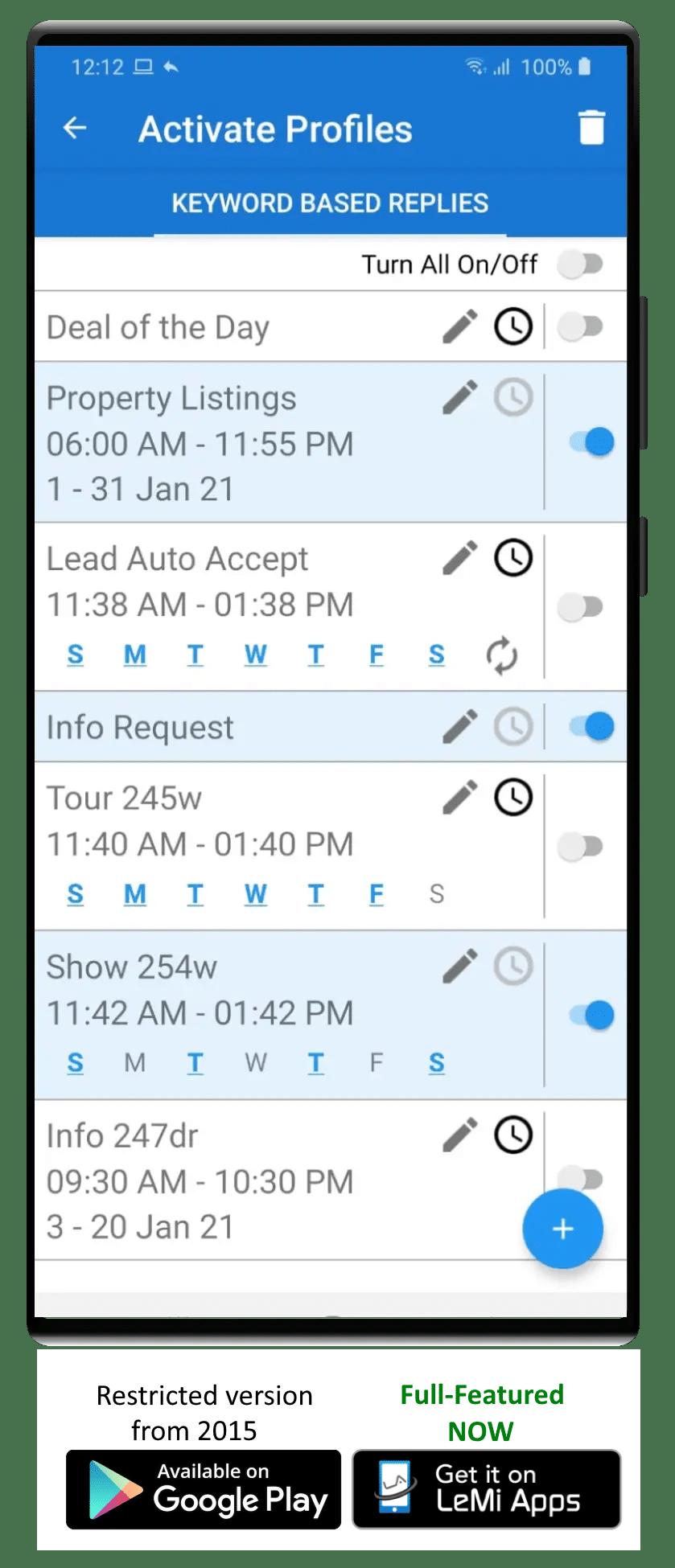 Best SMS Marketing Autoresponder App: All in 1!