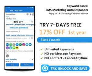 Business Marketing AutoResponder