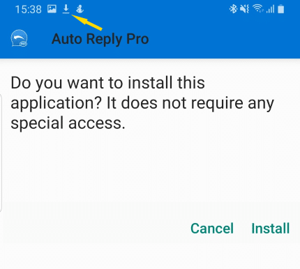 Install Text SMS Auto Reply